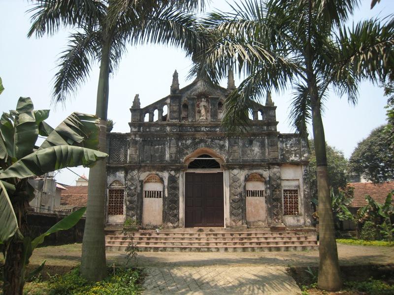 Nhà thờ Giáo họ Linh Thượng
