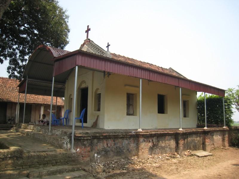 Nhà thờ Giáo họ Phương Quan