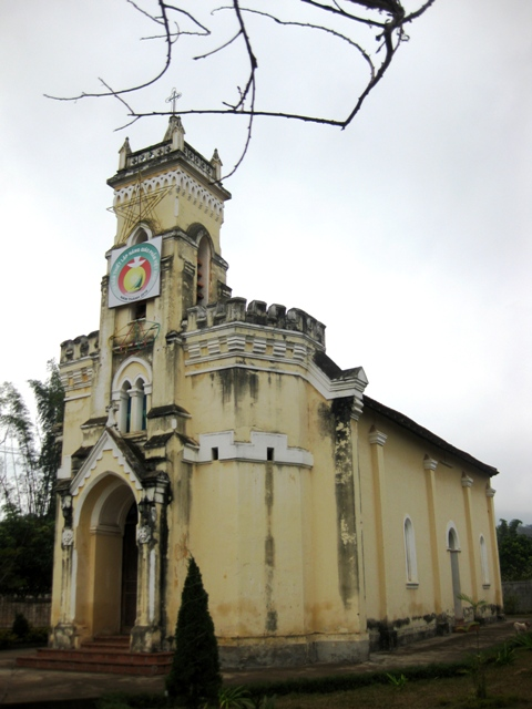 Giáo xứ Bản Lìm