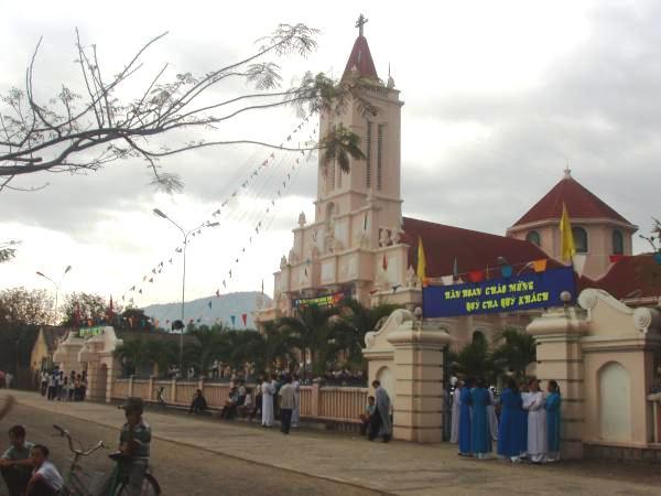 Giáo Xứ Cây Vông: Hình thành và Phát triển