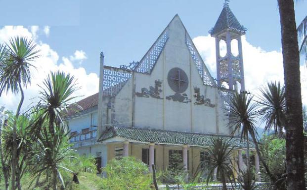 Giáo xứ Đại Điền: hình thành và phát triển