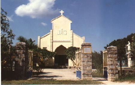 Giáo xứ Đồng Hộ: Hình thành và phát triển