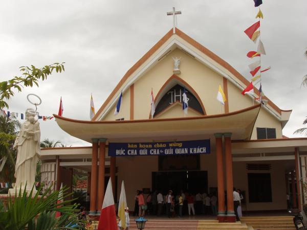 Giáo xứ Ninh Hòa: Hình thành & Phát triển