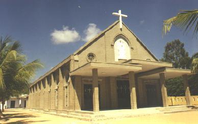 Giáo xứ Thánh Gia: Hình thành và Phát triển
