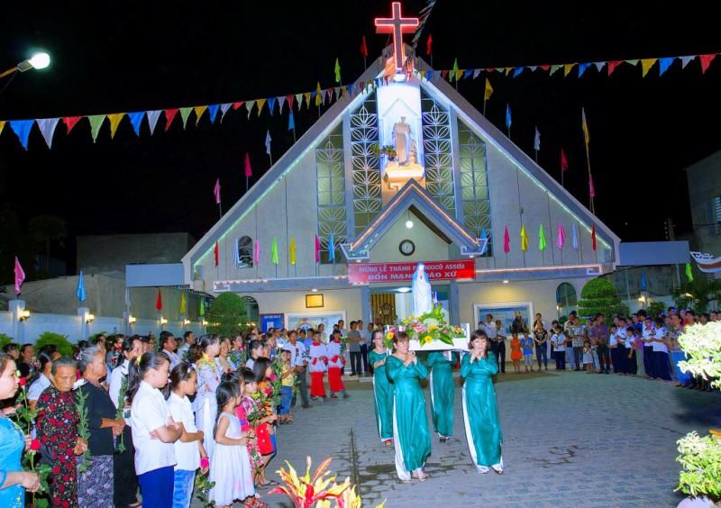 Giáo xứ Núi Sạn: hình thành và phát triển