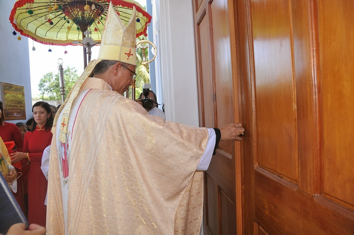 Lễ Khánh Thành và Cung Hiến Nhà thờ Thác Đá Hạ