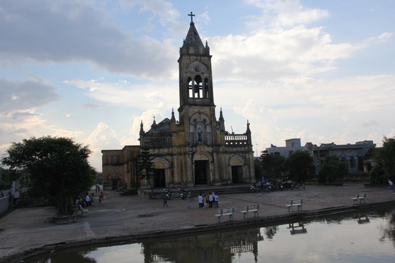 Nhà thờ Giáo xứ Tân Châu - cũ