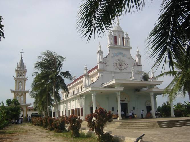Hình ảnh nhà thờ Giáo xứ Ngọc Lẫm