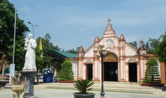 đền thánh anton trại giáo